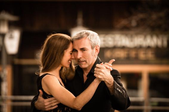 Tango Argentino tanzen macht glücklich