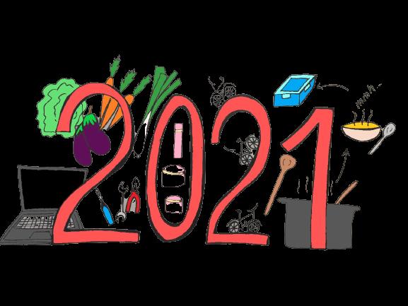 Klimaschutz im Alltag - Neujahrsvorsätze während und nach Corona
