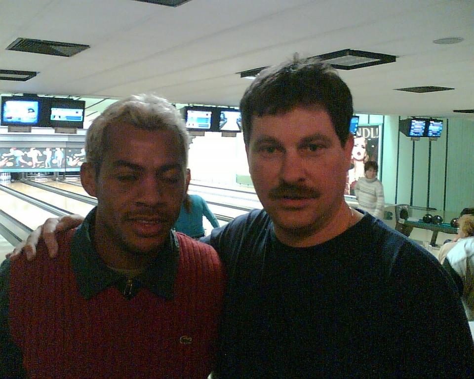Marcelinho und EWU (kein Fake!)
