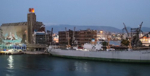 altes Hafengelände