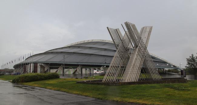 Hamar, Olympiahalle