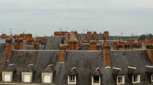 Dächer von Blois