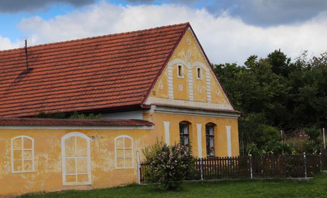 Bauernbarock in Tschechien