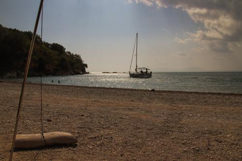 Strand beiMavromato