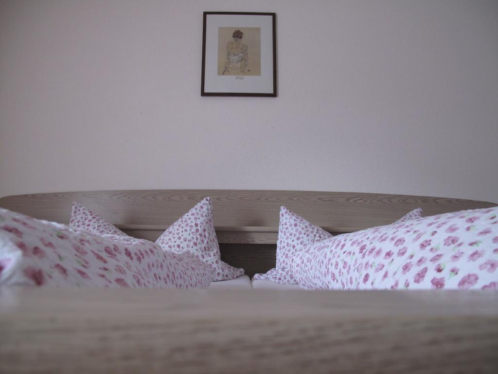 Hoamatl Pfunds Schlafzimmer große Wohnung