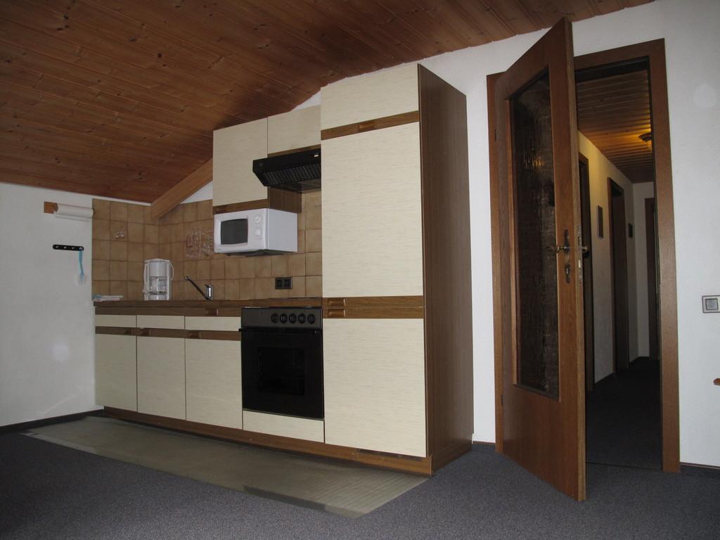 Hoamatl Pfunds Wohnküche große Wohnung