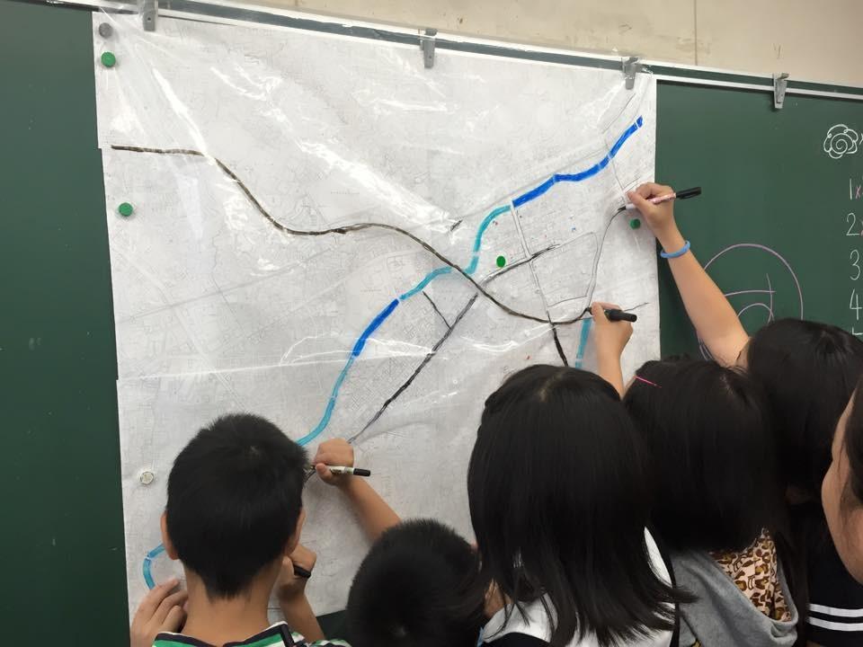 日枝小学校6年総合学習【防災の時間】日枝小で地震がおきたら、どうなる?