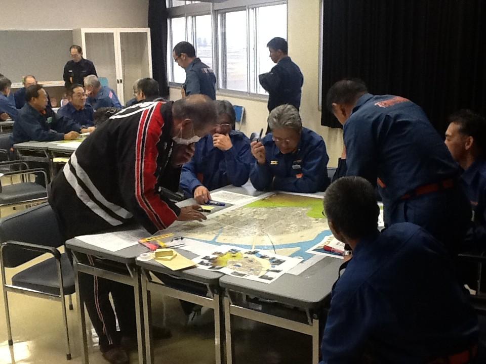 総務省消防庁災害対応指導者育成支援事業