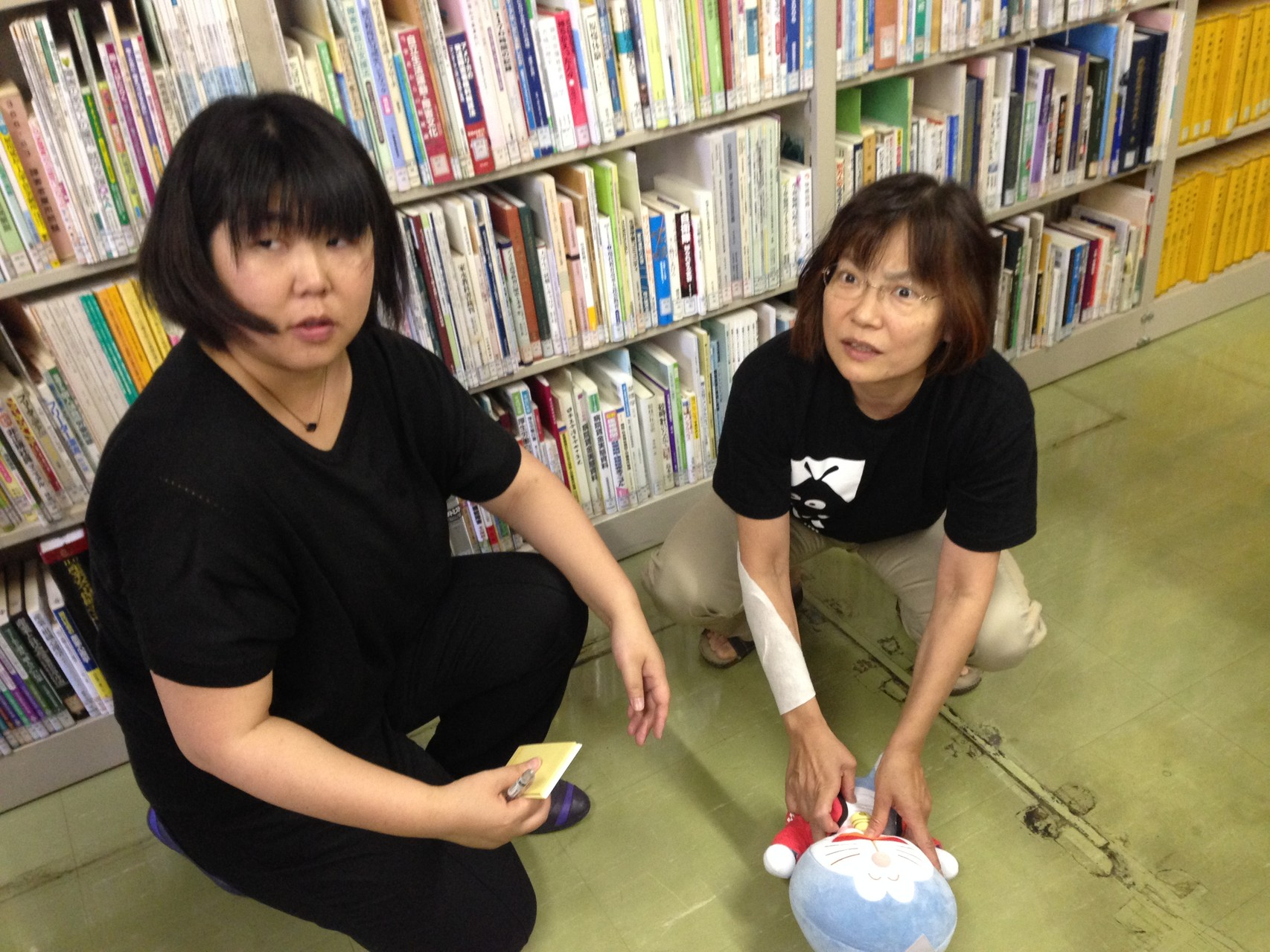 「平成25年度 専門図書館協議会の防災セミナー『震災訓練プログラム saveMLAKメソッドに学ぶ‐その時、我々は、図書館はどう動く‐』」