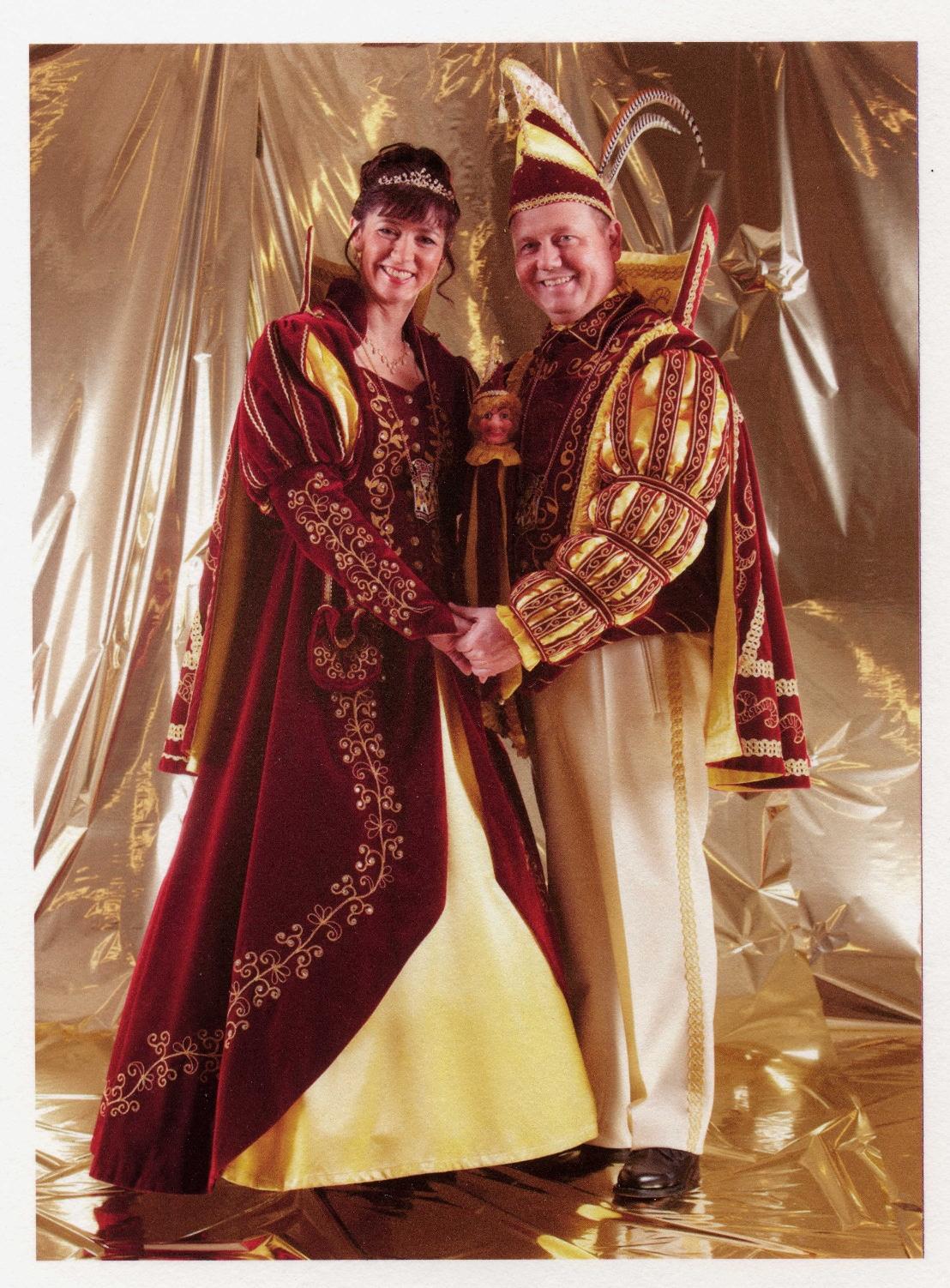 Prinz Dieter I & Prinzessin Ursel I