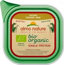 almo nature bio organic grain free