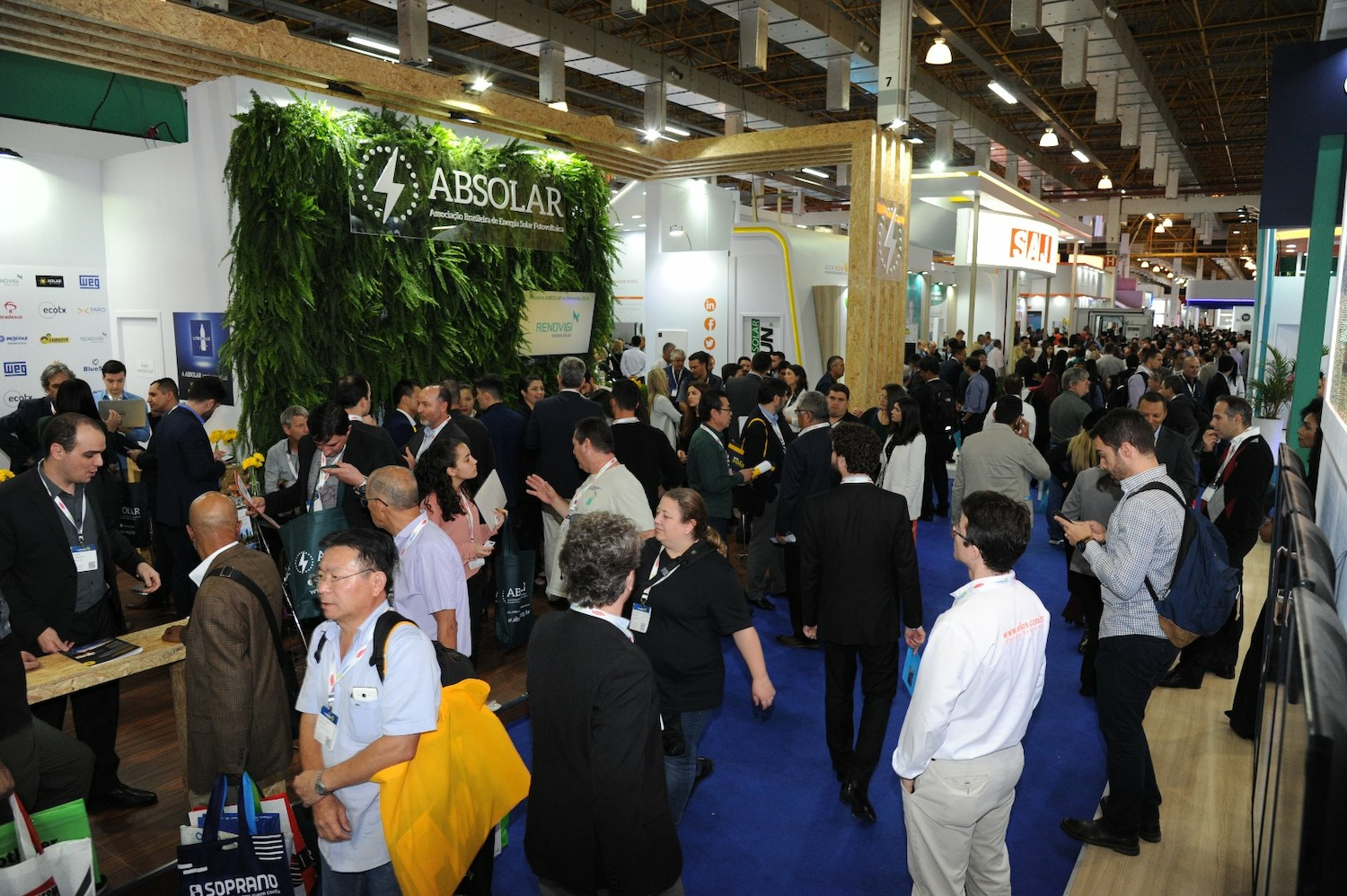 Intersolar South America Conference highlights latest market, policy and technology trends in one of the world's most dynamic PV markets.