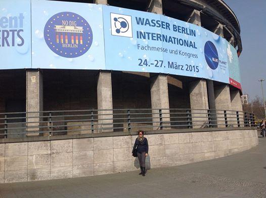 Visiting WASSER BERLIN 2015!
