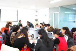▶ 他社では有り得ないレベルの「中国人幹部スタッフ研修」