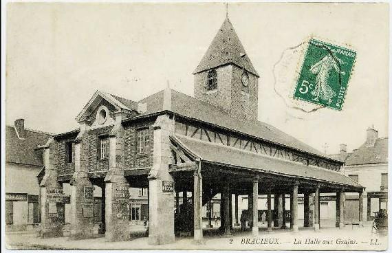 Old market Bracieux
