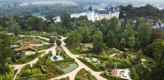Château et parc Chaumont-sur-Loire
