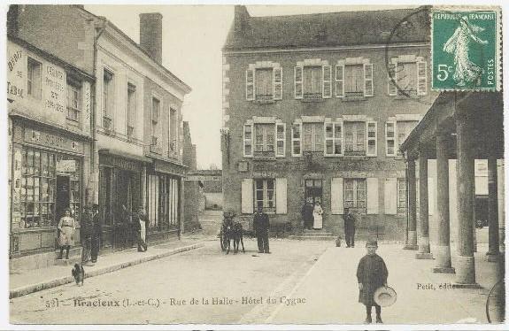 Hôtel du Cygne Bracieux