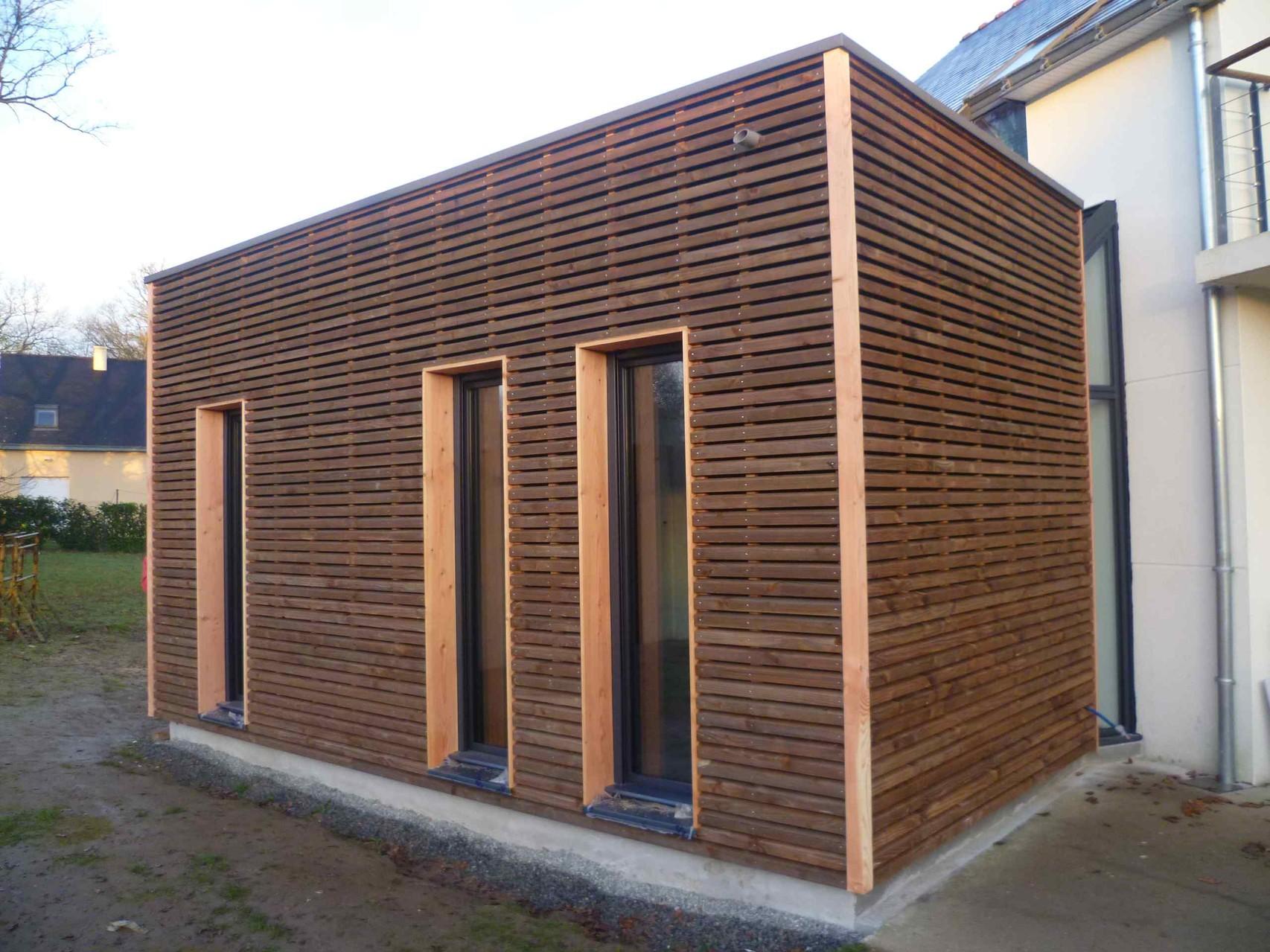 Extension bois