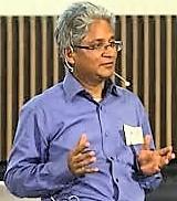 Dr. Rajan Sankaran     Indischer Arzt