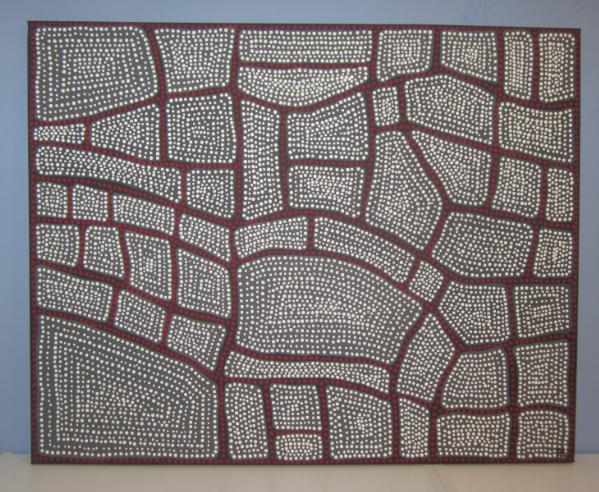LINEAS DE VIDA   (100 x 80 cm)  € 520.-