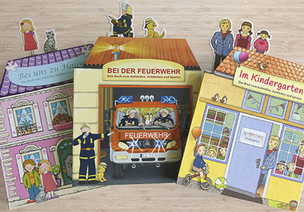 Kindermedien & Illustration