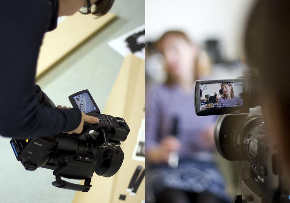 Kamera, Schnitt, Ton & Postproduktion
