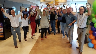 Muzikale teambuilding workshop
