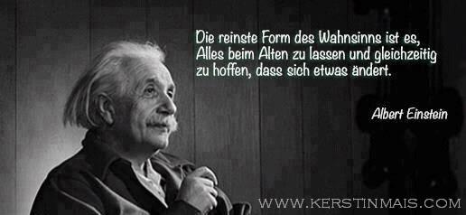 Albert Einstein bei www.kerstinmais.com