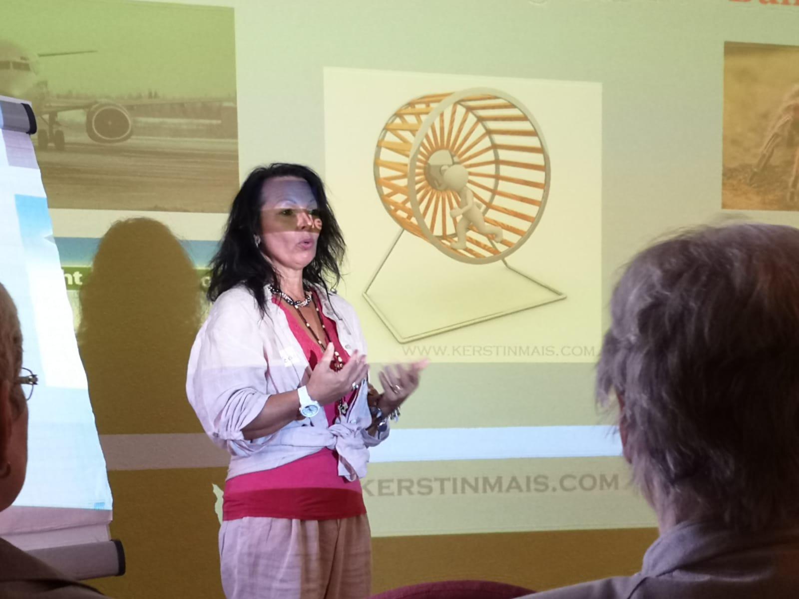 Der Schlüssel zu deinem Unterbewusstsein - Vortrag mit Kerstin Mais