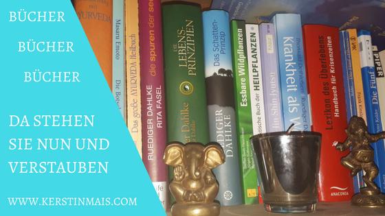 Spirituelle Bücher bei Kerstin Mais