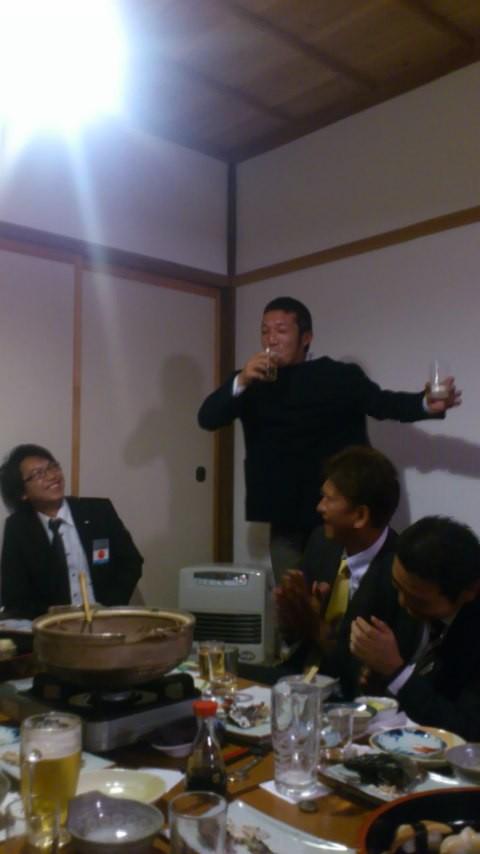 元祖橋本聖子 ※宴会芸「橋本聖子」は福島ブロックによって開発されたそうです