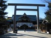 画像;靖国神社