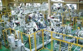 機械設備・生産設備のイメージ