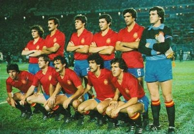 ESPAÑA,ANFITRIONA DEL MUNDIAL ESPAÑA 1.982