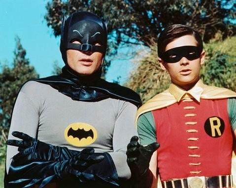 BATMAN (1966-1968)
