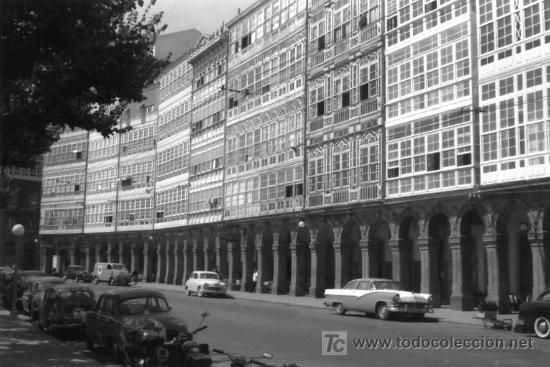 Vistas antiguas de la ciudad de la coru a p gina web de - Zara ciudad real ...