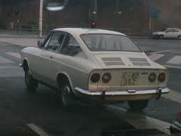 SEAT 850 SPORT COUPE
