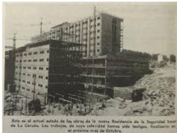 CONSTRUCCION DEL HOSPITAL JUAN CANALEJO