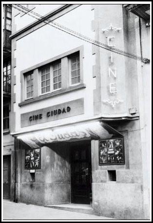 CINE CIUDAD (CALLE TRAVESIA DE ZAPATERIA,CIUDAD VIEJA).