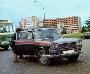 SEAT 1500 BIFARO