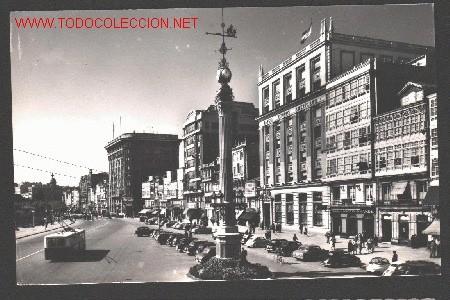 TROLEBUS CIRCULANDO POR EL CANTON GRANDE,AÑOS 50.