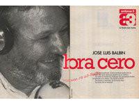 JOSE LUIS BALBIN