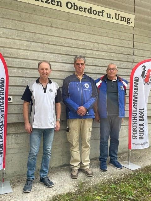 Final Basler Einzelmeisterschaft - Diverse Podestplätze für Laufen