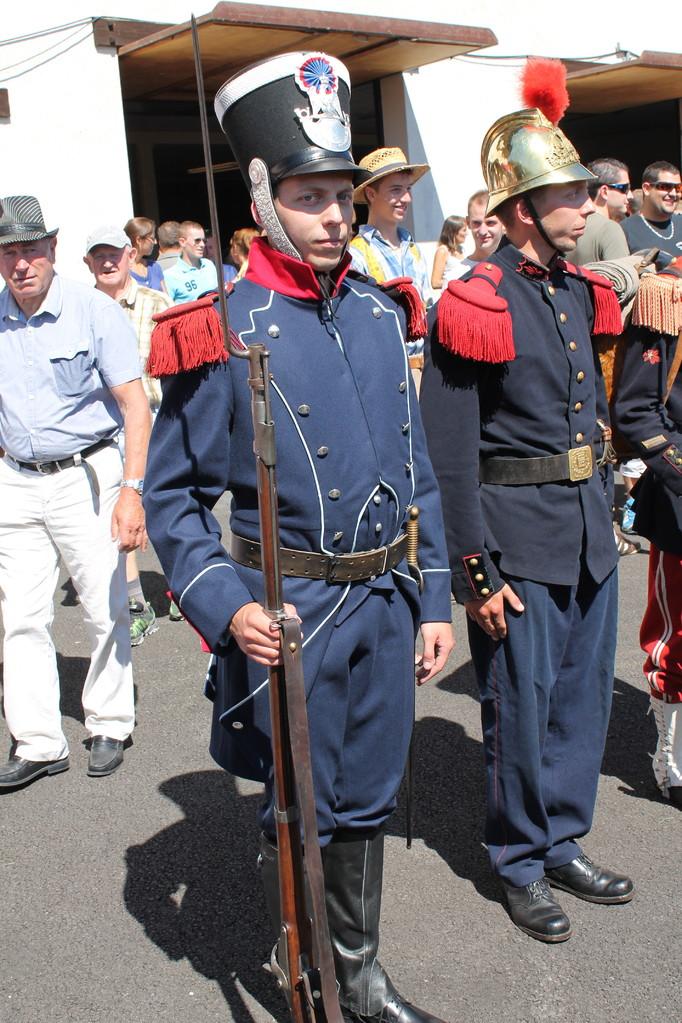 costume de grenadier