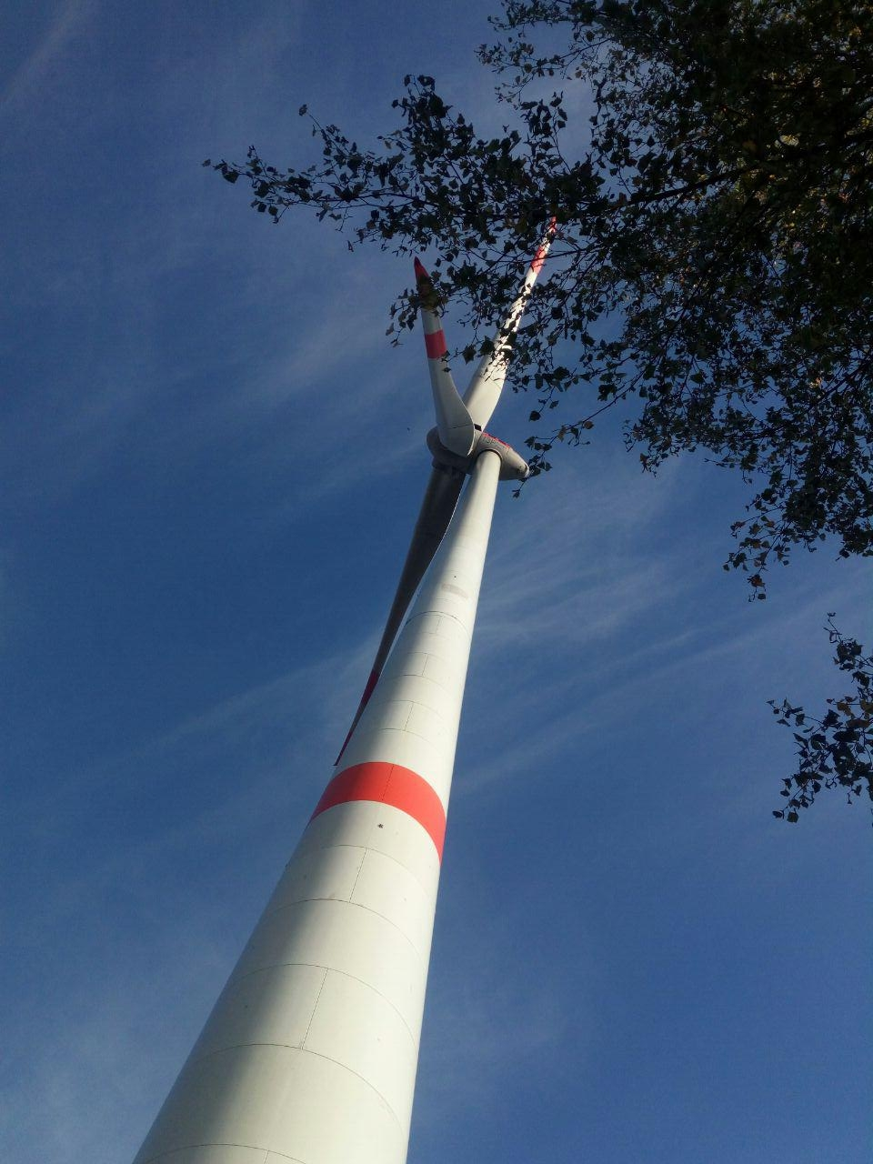 Windpark am Greiner Eck.