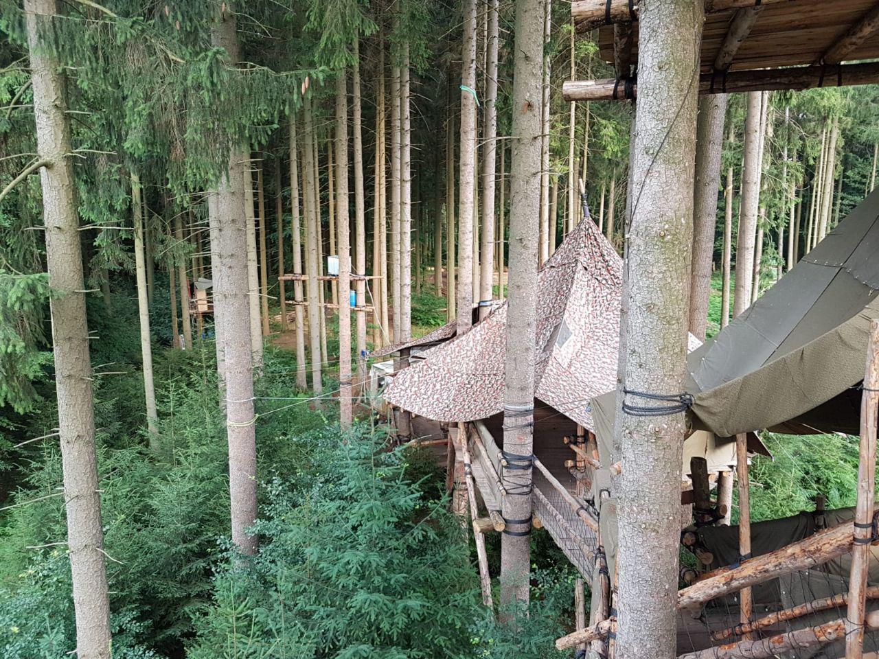 VHS-Kurs 21./22. Mai im Baumhauscamp findet nicht statt