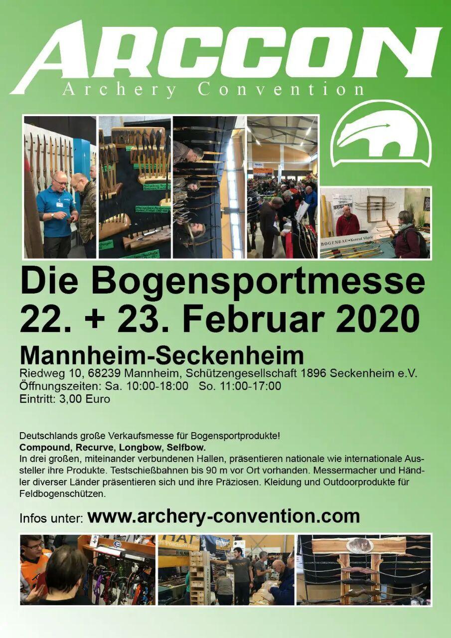 Archery Convention Mannheim