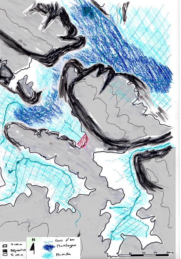 Diagnostic - Topographie et eau