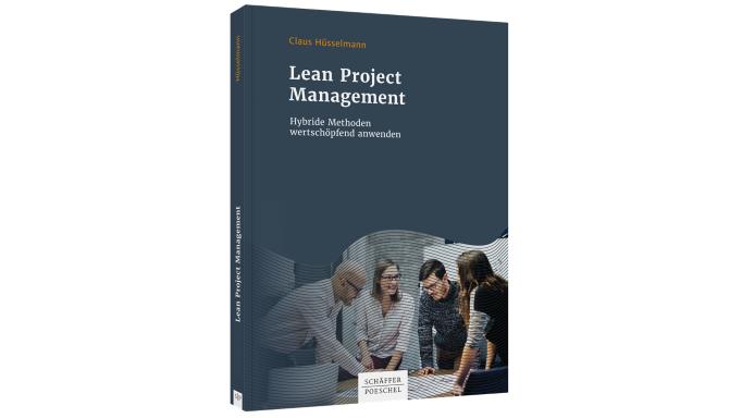 Lean PM-Buch nun verfügbar!