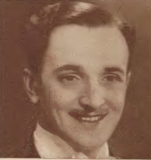 Tadeusz Wesołowski jako Zbyszko Dulski w filmie Moralność pani Dulskiej (1930)
